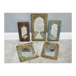 Indian Mirrors Set