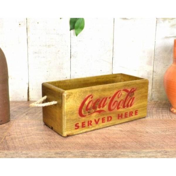 Coca-Cola Wooden Box
