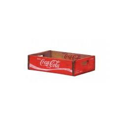 Coca-Cola Wooden Crate