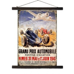 Grand Prix Antique Banner