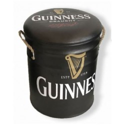 Guinness Metal Stool Small