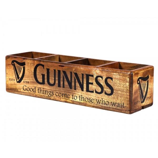 Guinness Hardwood 4 Bottle box