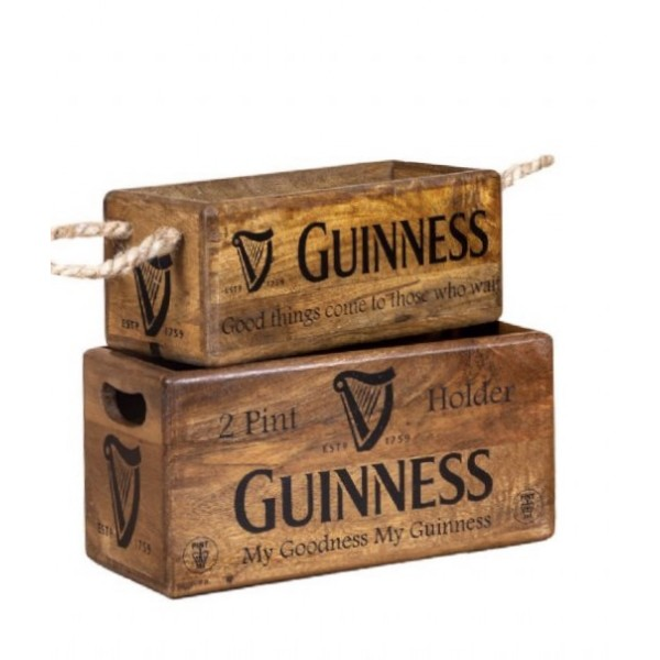 Guinness Hardwood Small Box