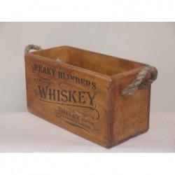 Peaky Blinders Wooden Whiskey Box