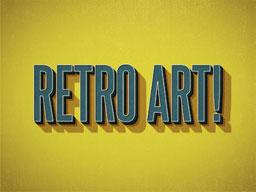 Retro Art